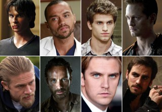 Which TV Actor Has the Sexiest Eyes? (POLL)