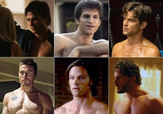 Which Leading Man on TV Should Go Shirtless More Often? (POLL)