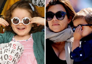 Celebrity Babies in Sunglasses: Stylish in Shades (PHOTOS)