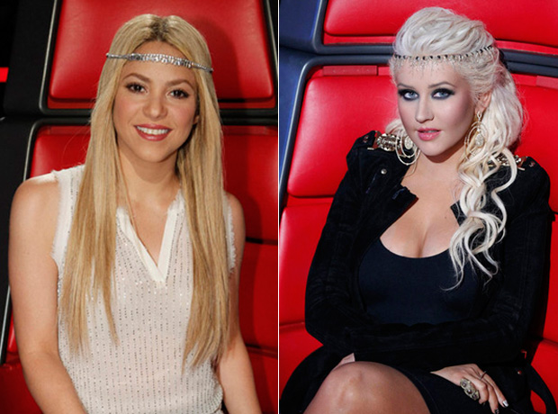 shakira vs christina aguilera which voice diva rocked