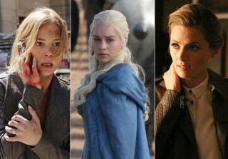 TV's 13 Biggest Female Badasses (PHOTOS)