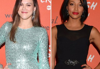 Pretty Little Liars and Twisted Stars Hit the Red Carpet For Crush By ABC Family Launch Party! (PHOTOS)