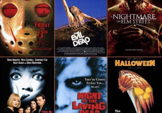 The Top 7 Horror Movie Franchises