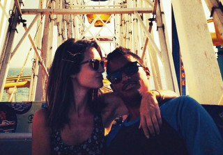 Is Torrey DeVitto Dating? Actress Exchanges I Love Yous With a New Guy (PHOTOS)