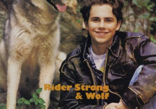 Teen Beat Tuesday: Rider Strong