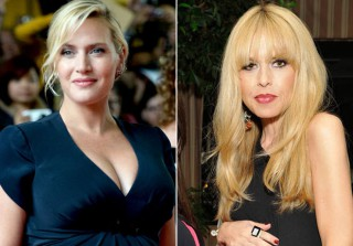 Who\'s Older, New Mama Edition: Kate Winslet or Rachel Zoe?