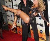 """Premiere Of """"Dancing With The Stars"""" Season 11 - Arrivals"""