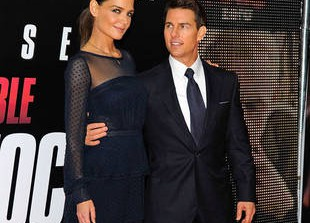 Tom Cruise and Katie Holmes's Divorce Is Official: So Long, TomKat