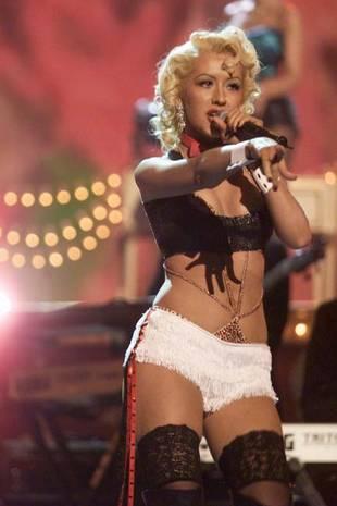 Christina Aguilera P Nk Lil Kim And Mya Sing Lady