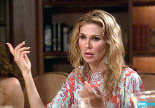 Real Housewives of Beverly Hills Fashion: Brandi Glanville's Paisley Passion in Season 2, Episode 18