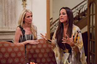 Kyle Richards Feels Bad About Onscreen Fights with Sister
