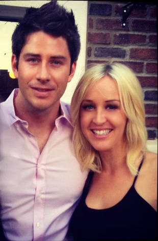 Arie dating emily's producer