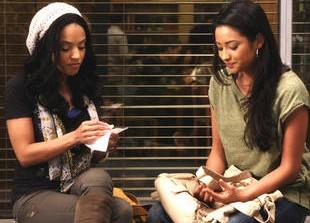 Sneak Peek! Maya and Emily Flirt in Episode 1.8, \