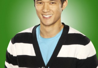 Glee Cast Tweet Treats: Harry Shum Jr. Flaunts His Brit-Wit
