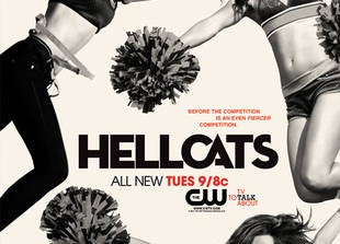 New Promo Poster for Hellcats!