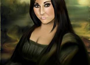 Mona Snooki Painting Revealed!