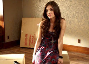 Lucy Hale Dishes On Her Eclectic Style