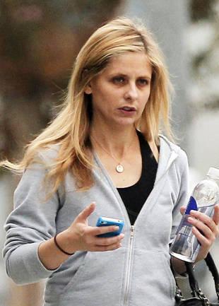 No Makeup Alert! Sarah...