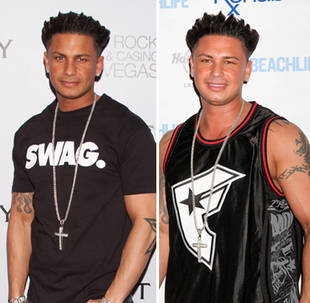 Whoa Pauly D Is Nearly Unrecognizable What Gives Photos