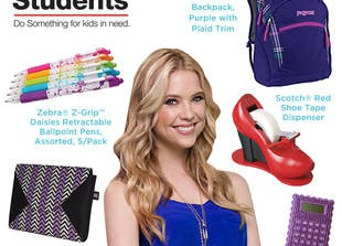 Sponsored: Staples and PLL Back-to-School Shopping: H Is for Haute and Hanna
