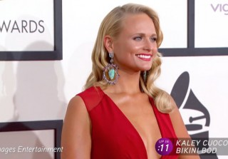 Miranda Lambert\'s Crazy Cut, Kaley Cuoco\'s Bikini Bod, and More! (VIDEO)