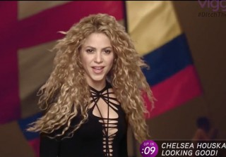 Aaliyah Biopic Gets a New Lead, Shakira Makes History, and More! (VIDEO)