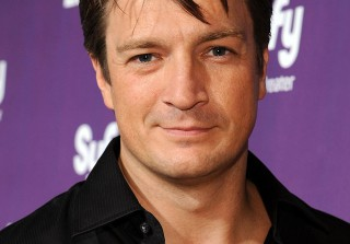 Castle Fan Nerds Out With Nathan Fillion