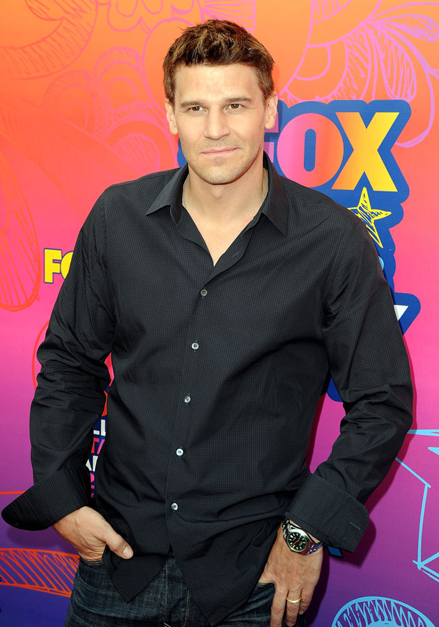 Catch David Boreanaz On Family Guy December 12th