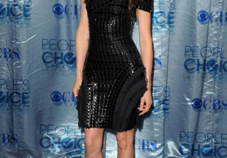 Anatomy of an Outfit: Maggie Q at the People\'s Choice Awards