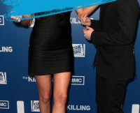 "Premiere Of AMC's Series ""The Killing"" - Arrivals"