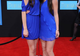 Anatomy of an Outfit: Kylie and Kendall Jenner Work Little Blue Dresses
