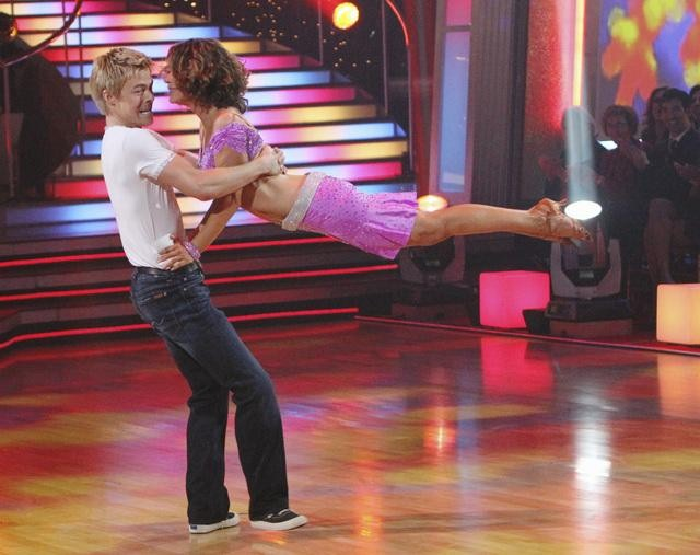 DEREK HOUGH, JENNIFER GREY