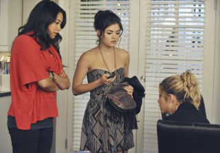 Pretty Little Liars Fashion: Get Aria\'s Cute Date Dress From Season 2, Episode 16