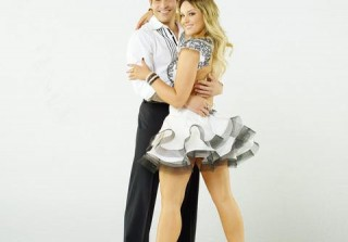 Exclusive: Chris Jericho and Mike Catherwood on Making Their Mark on DWTS Season 12