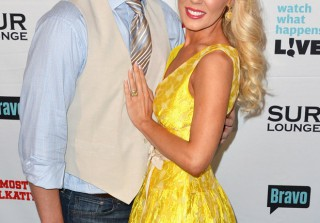 Real Housewives\' Gretchen Rossi Spotted Wearing Huge Ring, Is She Engaged?