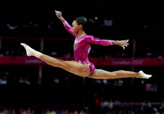 2012 Summer Olympics Girl Power: American Women Outnumber the Men, Win More Medals