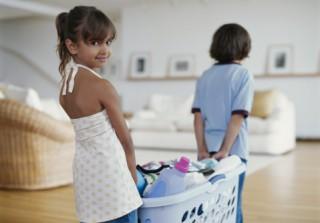 Put 'Em to Work! 4 Easy Chores For Your Kiddos