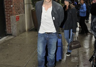 Ian Somerhalder Jets off to the City of Love