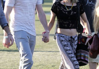 Report: Glee's Chord Overstreet and Girlfriend Emma Roberts Have Broken Up – Again!
