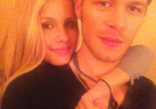 Is Vampire Diaries' Joseph Morgan Dating Claire Holt? You Asked, We Answer!