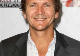 "Exclusive! Sebastian Roche on ""Intense Exchanges"" Between Mikael and Klaus and What He Loves About Working on TVD"
