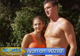 Sneak Peek of Olympic Swimmer Ryan Lochte Shirtless on 90210 (VIDEO)