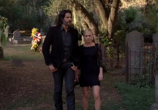 True Blood Season 6 Finale Clip: Alcide and Sookie Get Close (VIDEO)