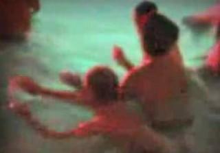 Ryan Lochte Races Prince Harry in Vegas Pool