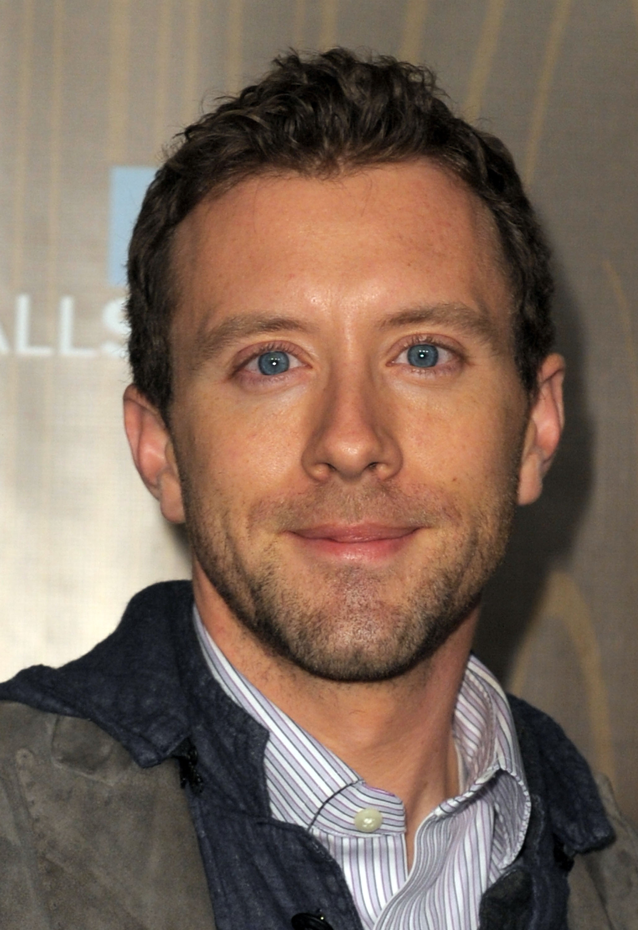 T. J. Thyne Bones Star TJ Thyne and His
