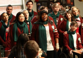 Glee Already Recording Christmas Album for 2011