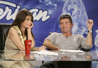 Simon Cowell Didn't Have Sex With Paula Abdul Because He Was Afraid of the Morning After