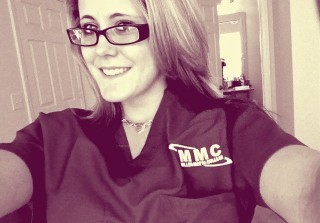 Check Out Jenelle Evans in Her Sweet New Medical Scrubs
