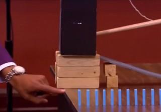 America's Got Talent 2013 Audition: Sprice's Rube Goldberg Machine!