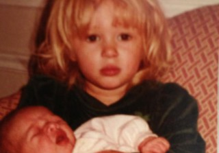 Guess Which Reality Stars These Two Siblings Grew Up To Be? (PHOTO)